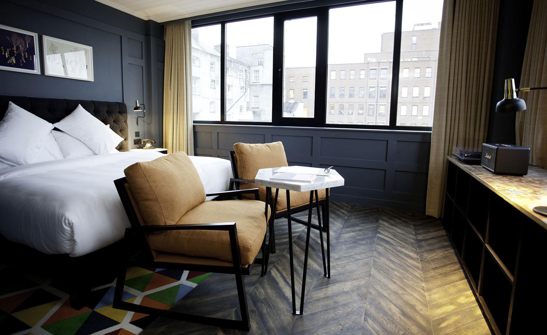The dean hotel dublin ireland for Design boutique hotel dublin