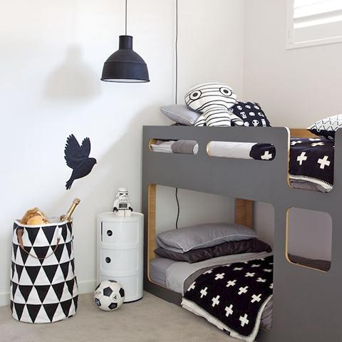 1boys - Kids Room - La Chiase Bleue