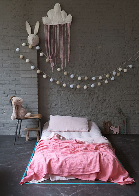 Room for kids selected by La Chaise Bleue