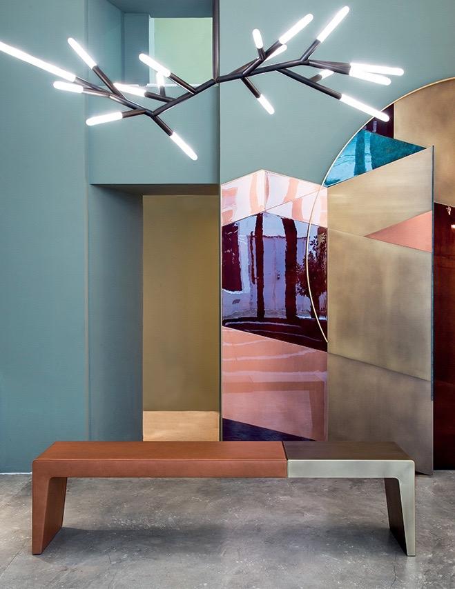 Pouenat al salone del mobile di milano 2016 for Salone di milano 2016