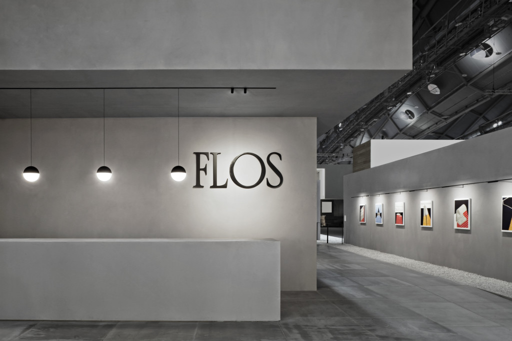 Vincent Van Duysen for Flos | Light + Building 2016 | La Chaise Bleue (lachaisebleue.com)