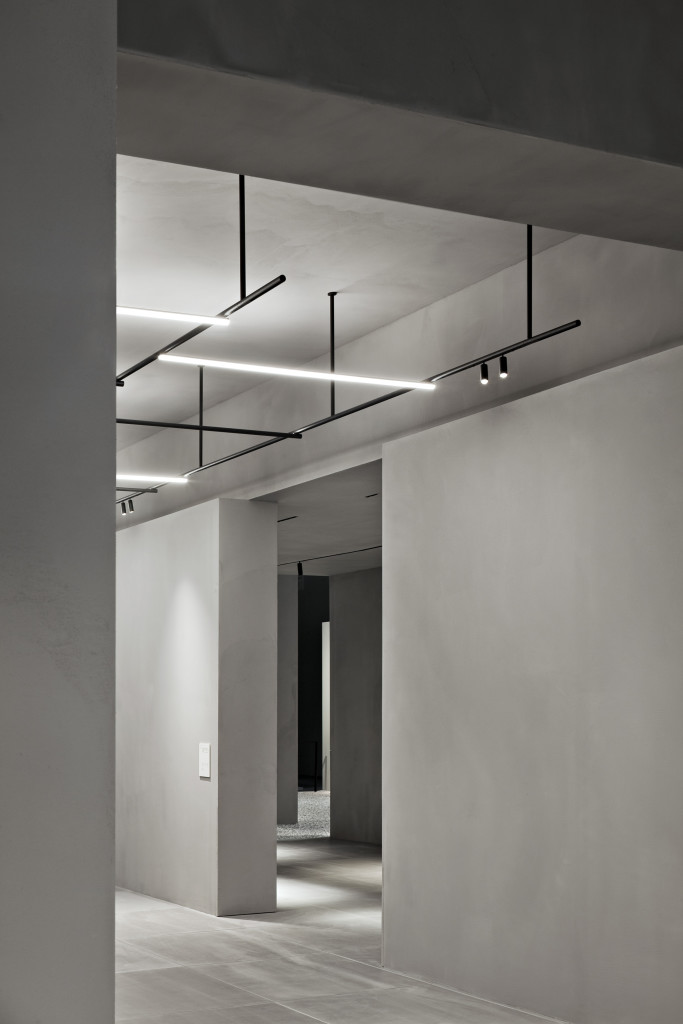 INFRA-STRUCTURE, by Vincent Van Duysen for Flos | Selected by La Chaise Bleue (lachaisebleue.com)