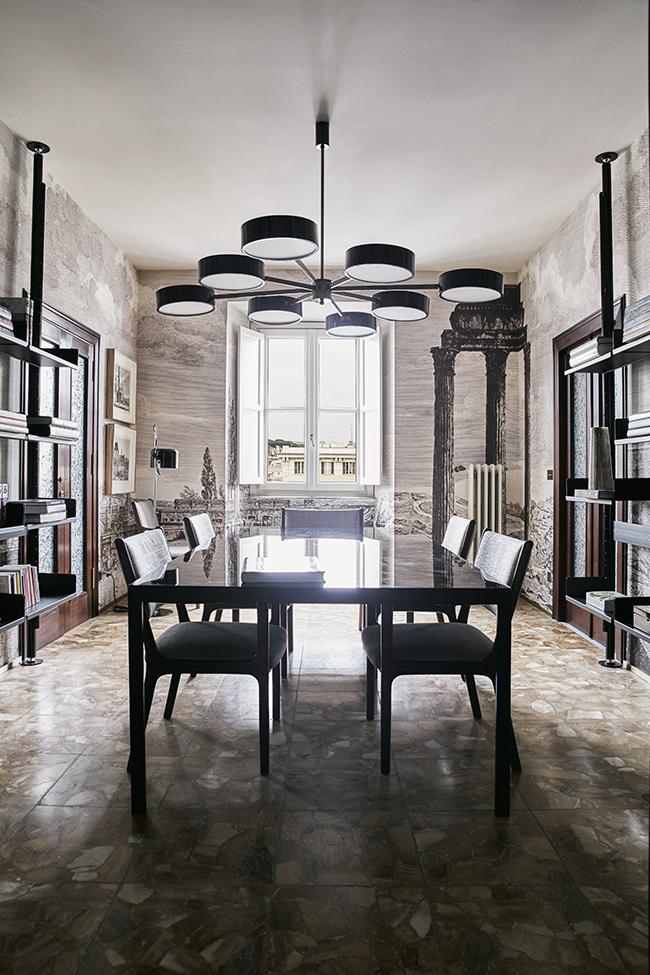 OPEN HOUSE ROMA 2017 | INTERNI ROMANI | Casa Catone - Massimo Adario Architetto | Selected by La Chaise Bleue (lachaisebleue.com)