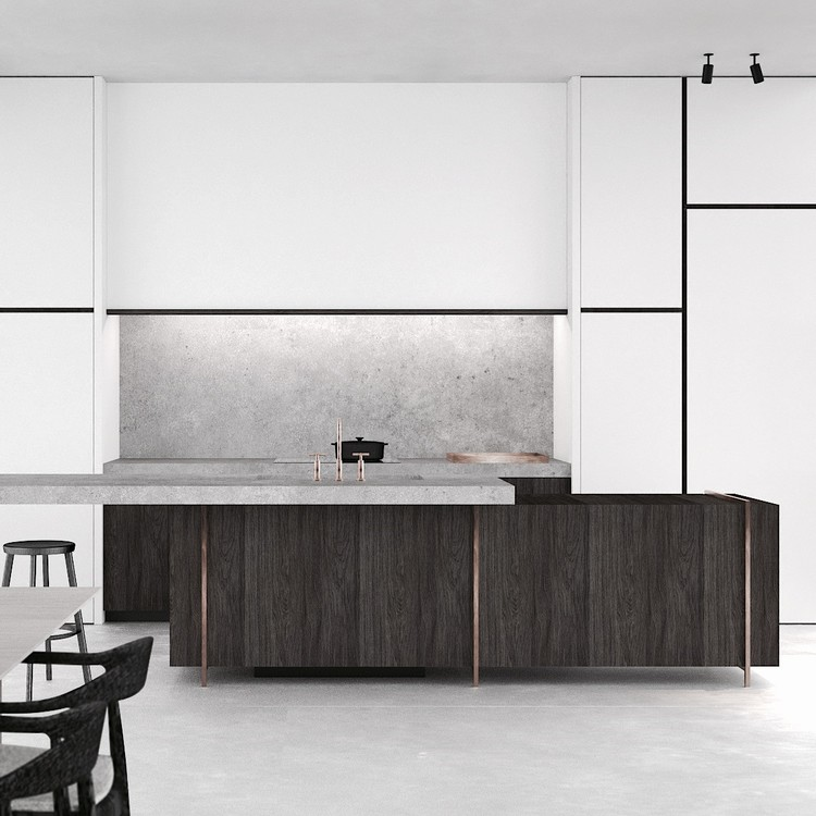Kitchen Inspiration | AD office interiorarchitectuur: Ps Extension | Selected by La Chaise Bleue (lachaisebleue.com)